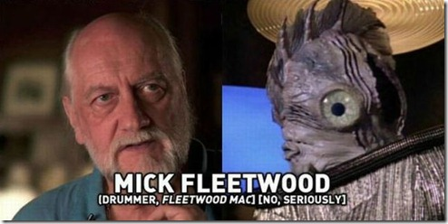 Mick Fleetwood Antedean Star Trek